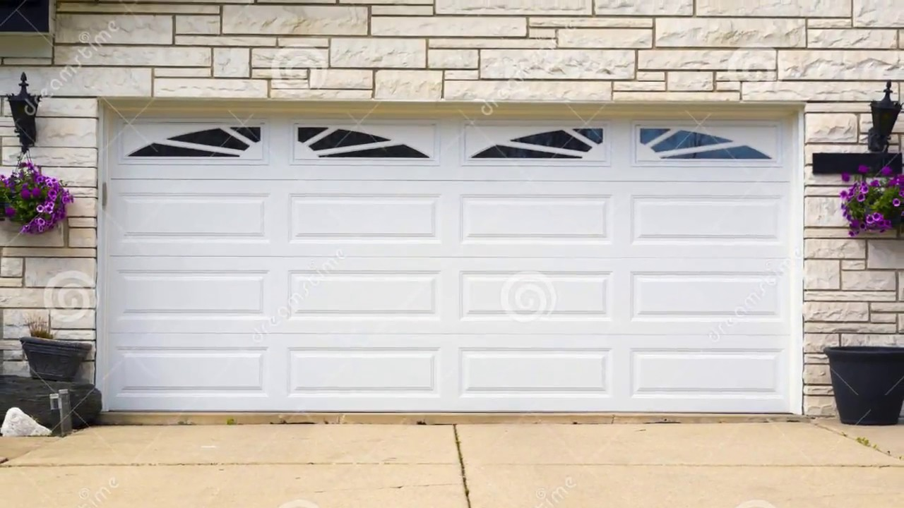 Wooden Double Garage Doors Design Uk Youtube