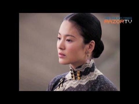 Tony Leung: I feel sorry for Song Hye Gyo  (The Grandmaster Pt 4)