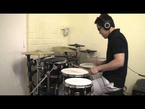 Superman Is Dead - Punk Hari Ini drum cover by Budi Fang