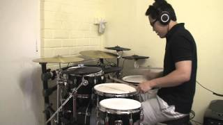 Superman Is Dead - Punk Hari Ini drum cover by Budi Fang
