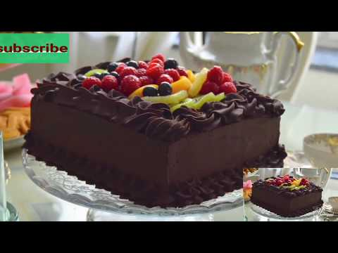 How To Make The Ultimate Chocolate Cake | chocolate cake ideas-chocolate cake mary berry