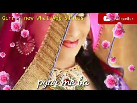 whatsapp status Bewafa tune tune pyar me badnam kar dala romantic song