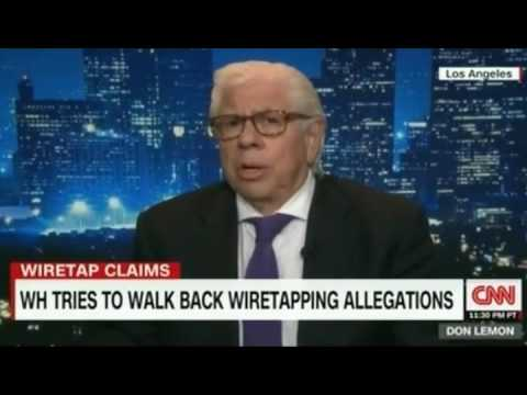 Carl Bernstein Watergate: We are looking at a Presidency which is encased in a bodyguard of  lies