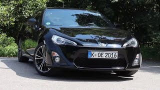 2014 Toyota GT86 Automatik Fahrbericht Test Review Deutsch