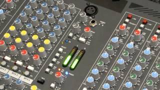 Stage Left Audio - Setting gains: Vocals