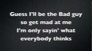 Hinder Striptease Lyrics video