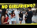 WHY YOU DON'T HAVE a GIRLFRIEND | Easy Practical Tips to MAKE a GIRLFRIEND | Street Interview