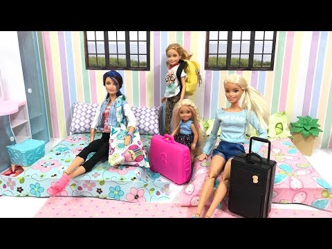 Hotel! Barbie Vacation! Part 1