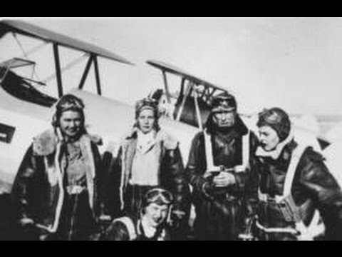America's Women Pilots of World War 2--The WASP