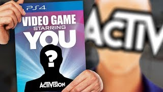 Activision Are Using Your Identity For Their Video Games