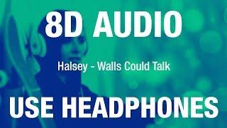 Baixar Halsey - Walls Could Talk | 8D AUDIO