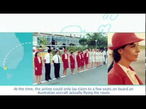 AIRCALIN, la compagnie aérienne internationale de Nouvelle-Calédonie