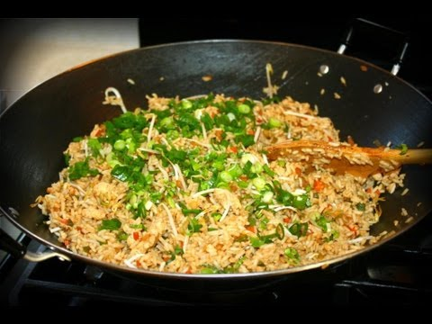 Chicken fried rice recipe youtube chicken fried rice recipe forumfinder Images