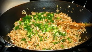 Chicken Fried Rice Recipe.