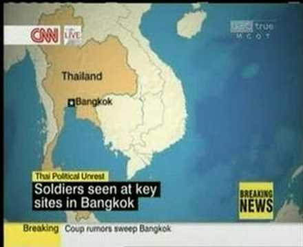 - Coup in thailand -