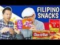 Japanese Eat Filipino Snacks