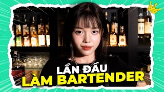 What should a female friend order for the first time going to a party? | Liked