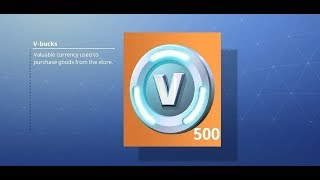 HOW WIN 500 V-BUCK ON FORTNITE EEL
