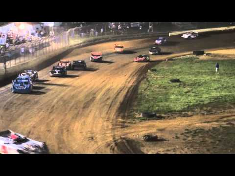 Bluegrass Speedway 5.28.11 NASRA Late Model Feature