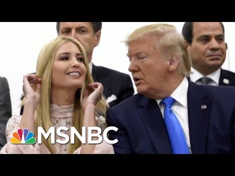 Ivanka Trump Faces Criticism For G20 Involvement   Morning Joe   MSNBC