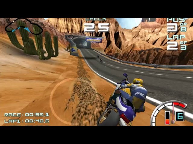Redline Racer / Suzuki Alstare Extreme Racing на Dreamcast