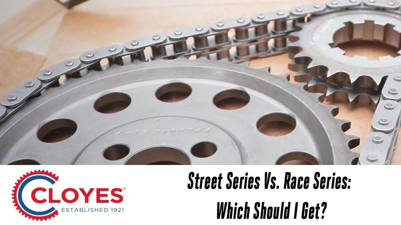 Engine Timing Set-Street Billet Cloyes Gear /& Product 9-3500TX9