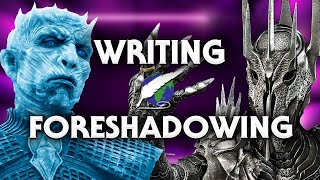 On Writing: how to foreshadow [Stranger Things l LotR l Harry Potter l Game of Thrones]