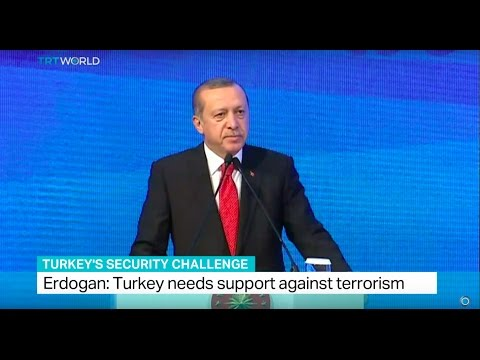 NATO Meeting: Turkey's president addressed the meeting