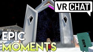 VRChat - Epic Moments Compilation (Animations, Avatars)