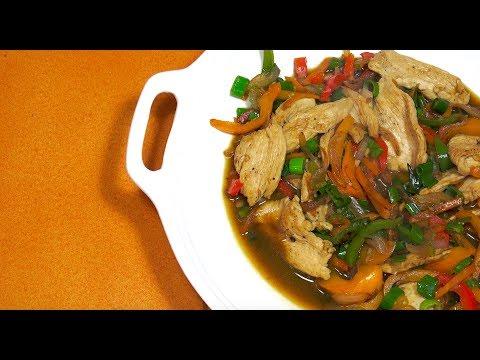 🔴Chinese Chicken Stir Fry - Easy Chinese Chicken - Chicken Oyster Sauce - Chicken Vegetable Stir Fry