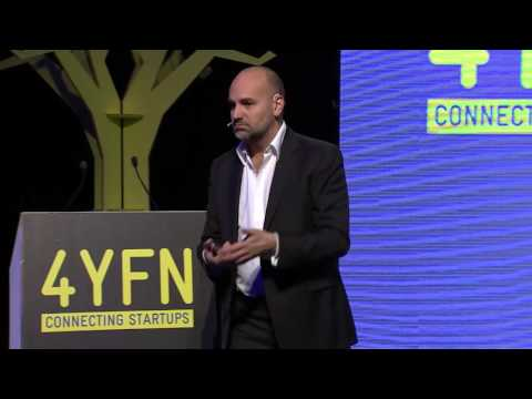Keynote | Mark Shuttleworth (Executive Chairman, Canonical) [4YFN 2016]