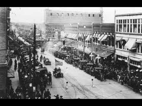 The Hidden History of Tulsa OK. (Black Wallstreet) 1921