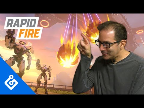 110 Rapid-Fire Questions With Overwatch 2's Jeff Kaplan