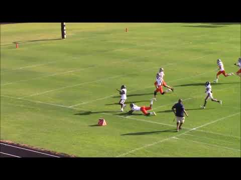 King William High School JV Football 2019