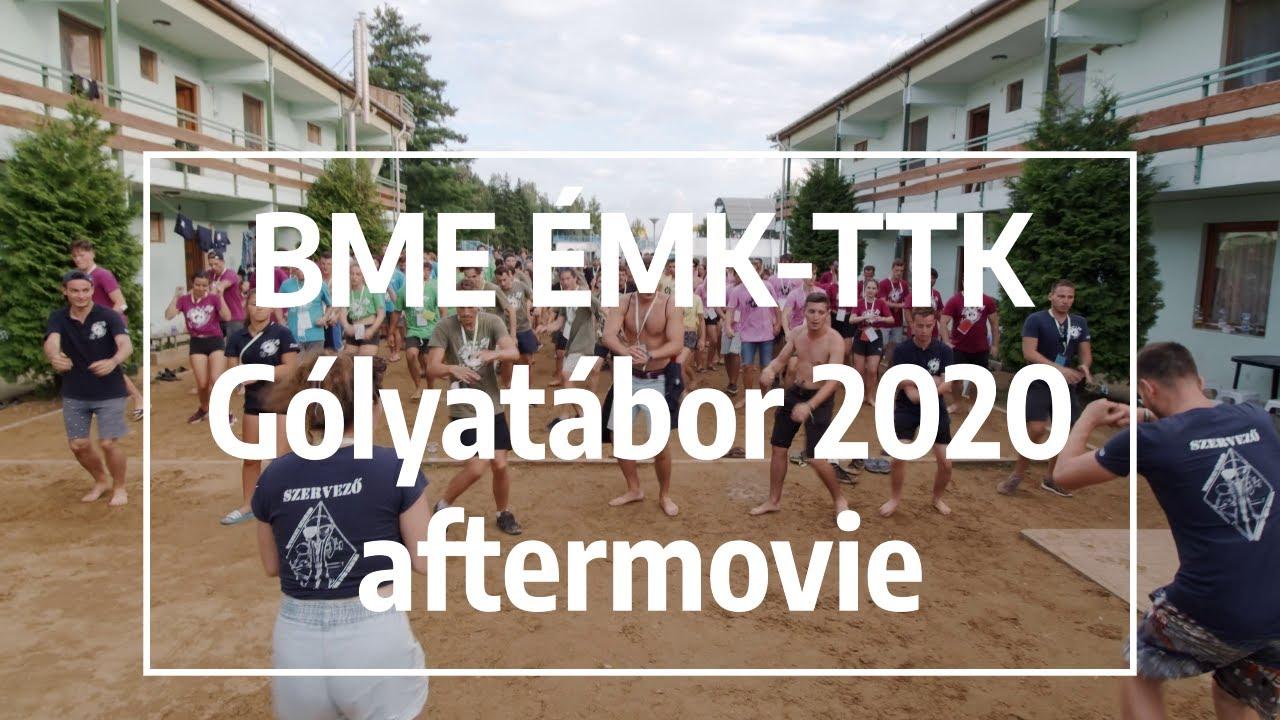 Download BME ÉMK-TTK Gólyatábor '20 aftermovie