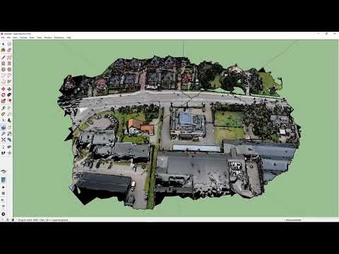 How to create 3D environment models from drone images