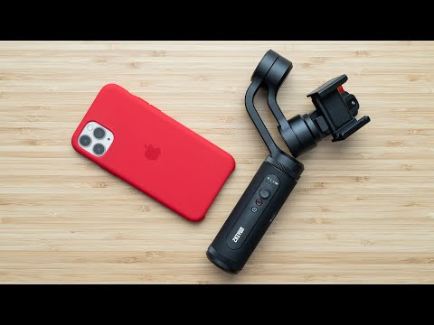 Zhiyun Smooth Q2 Review w/ iPhone 11 Pro