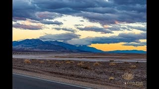 An entry level Nikon D3200, pro level lens in Death Valley