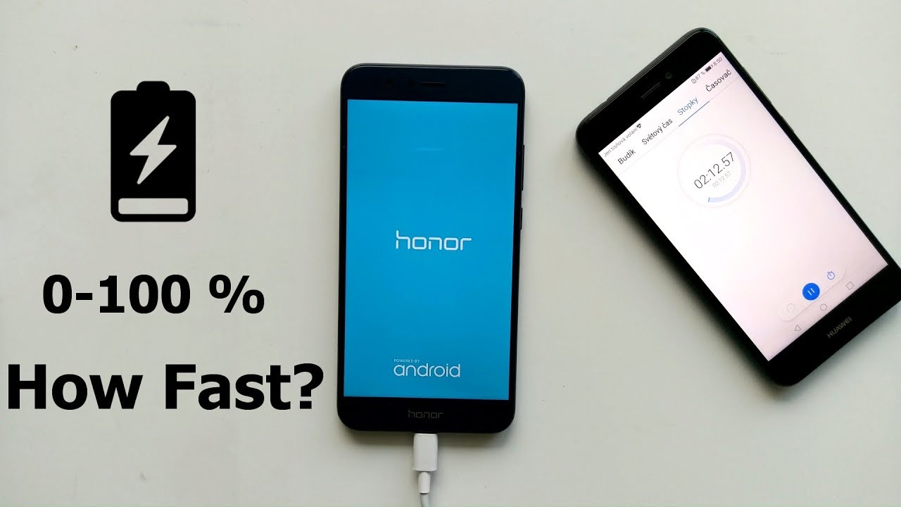 Honor 8 Pro Battery Charging Test Galaxy S8 Youre NEXT