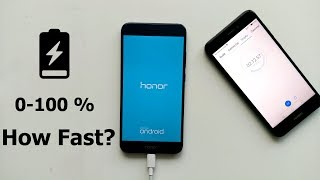 Honor 8 Pro Battery Charging Test! (Galaxy S8+ you're NEXT)