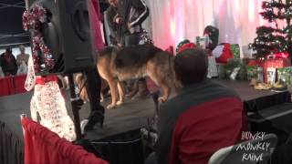 Krazy Kaine And Legendary Lucky Perform At The 4th Annual Holiday Pet Festival 2013
