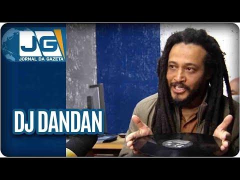 DJ Dandan é sinônimo de hip-hop