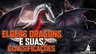 Monster Hunter World - ELDER DRAGON E SUAS CLASSIFICAÇÕES!