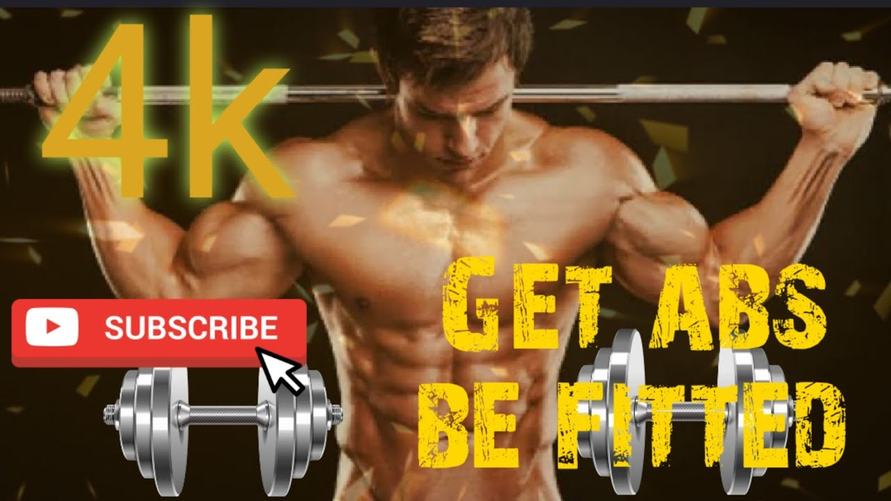 Best way to get 6 pack abs for beginners - YouTube