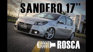 Sandero + 17 ROSCA! - V8Filmes