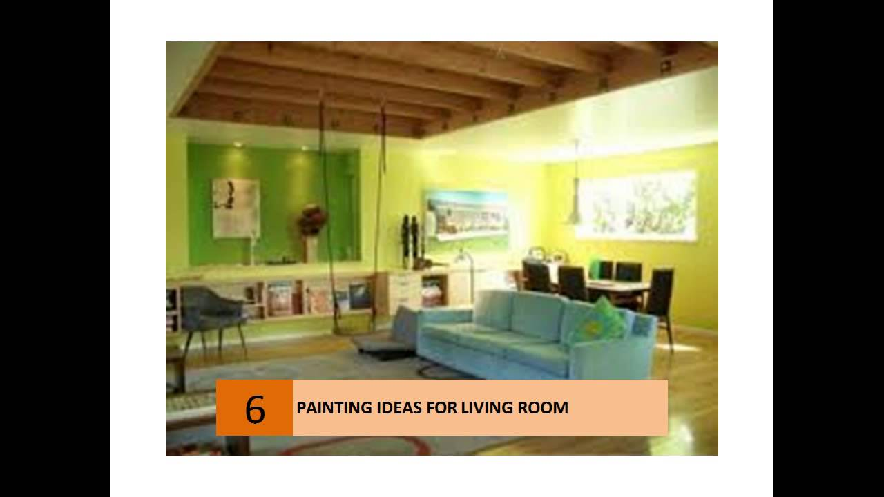 Living Room Paint Color Design Ideas - YouTube