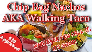 Recipe Chip Bag Tacos