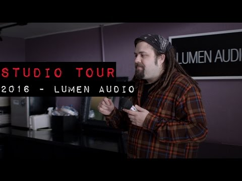Recording Studio Tour - Part 1