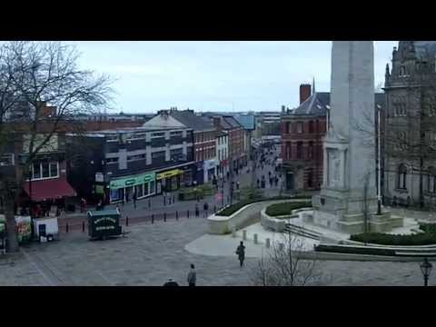 City Centre, Preston, Lancashire