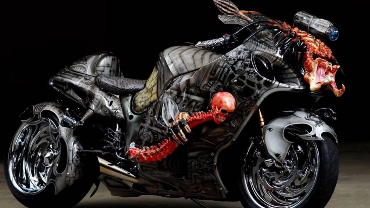Самые сексуальные мотоциклы в мире